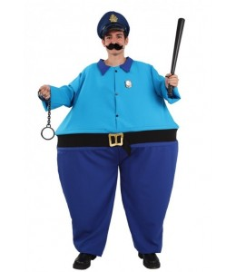 Disfraz de Jefe de Policia