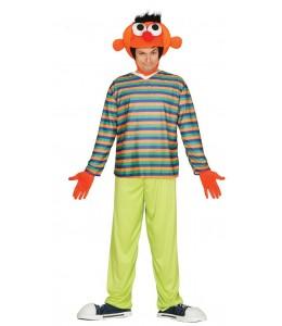 Disfraz de Muñeco Naranja