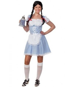 Disfraz de Bavaresa/Dorothy
