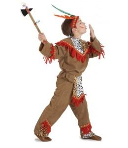 Disfraz de Indio Apache Infantil