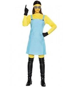 Disfraz de Minion Vestido