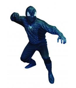 Disfraz de Spiderman negro