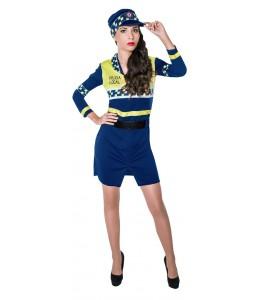 Disfraz de Policia Local Mujer