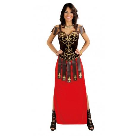 Disfraz de Guerrera Tiberia