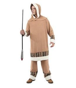 Disfraz de Esquimal Beig