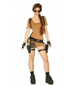 Disfraz de Tom Raider