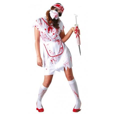 Disfraz de Zombie Enfermera