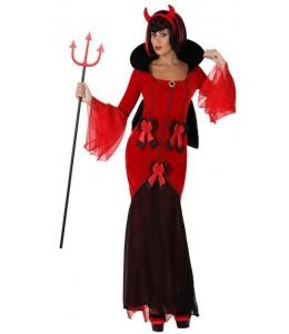 Disfraz de Diablesa Lazo