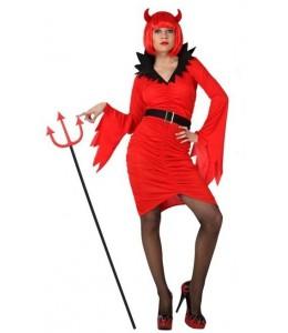 Disfraz de Diablesa/Bruja Rojo