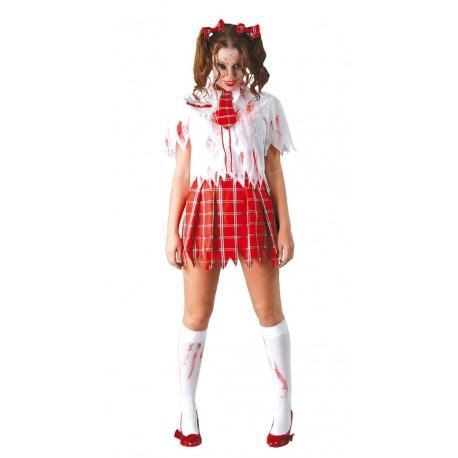 Disfraz de Zombie Estudiante