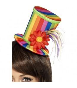 Mini Sombrero Chistera Payaso