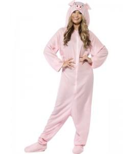 Disfraz de Cerdo Pijama