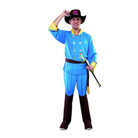 Disfraz de Confederado