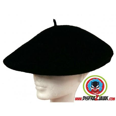 Txapela negra
