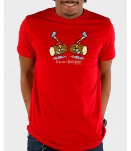 Camiseta Kukuxumuxu Juego de Tronkos