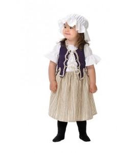 Disfraz de Campesina Bebe