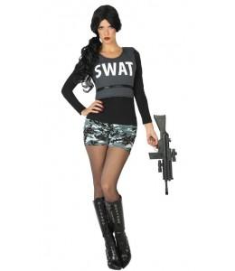 Disfraz de Swat Sexy