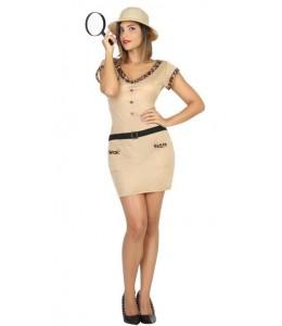 Disfraz de Safari para Chica