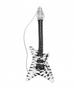 Guitarra Hinchable Cebra