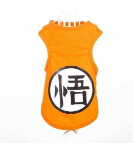 Disfraz para Perro de Goku