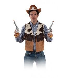 Chaleco de Vaquero Vaca
