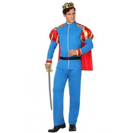 Comprar Disfraz de Principe Azul por solo 24.00€ – Tienda de ... 277b35ffad8