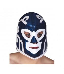 Mascara Luchador Azul