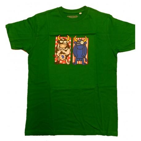 Camiseta Kukuxumuxu Toke