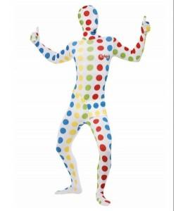 Disfraz de Twister Segunda Piel