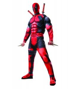 Disfraz de Deadpool Deluxe