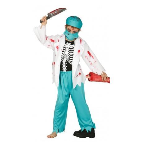 Comprar Disfraz de Medico Zombie Infantil por solo 13.00€ – Tienda ... 4faac2730c8
