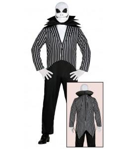 Disfraz de MR Skeleton
