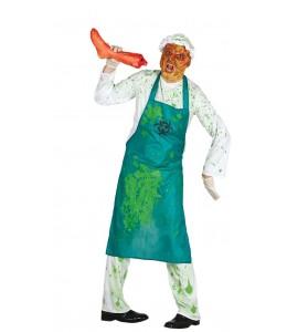 Disfraz de Biologo Zombie