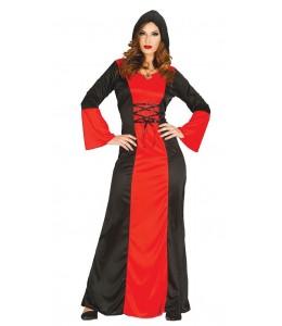 Disfraz de Sacerdotisa Roja