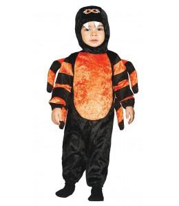 Disfraz de Araña Baby