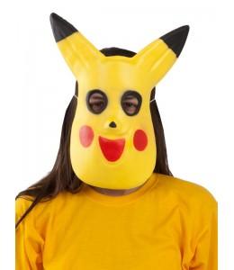 Mascara de Pikachu