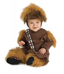 Disfraz de Chewabacca para Bebe