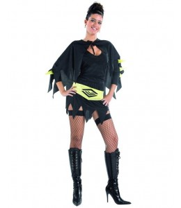 Disfraz de Bat Mujer