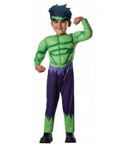 Disfraz de Hulk Bebe