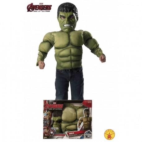 3ac5c5bdeaa Comprar Disfraz de Hulk en Caja por solo 35.00€ – Tienda de ...