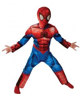 Disfraz de Spiderman Deluxe