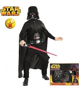 Disfraz de Darth Vader Infantil en Caja