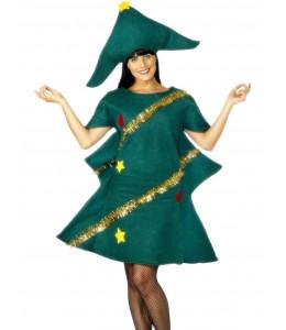 Disfraz de Arbol de Navidad