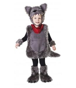 Disfraz de Pequeño Lobo