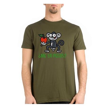 Camiseta kukuxumusu Me la Pelas