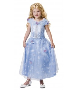 Disfraz de Princesa Mariposas Infantil