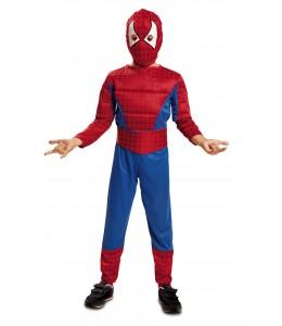 Disfraz de Spider Heroe Musculoso Infantil
