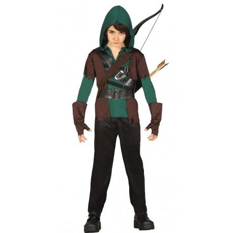 Disfraz de Arquero Arrow
