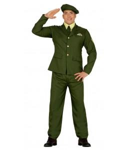 Disfraz de Militar de Gala