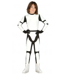 Disfraz de Soldado Espacial Infantil